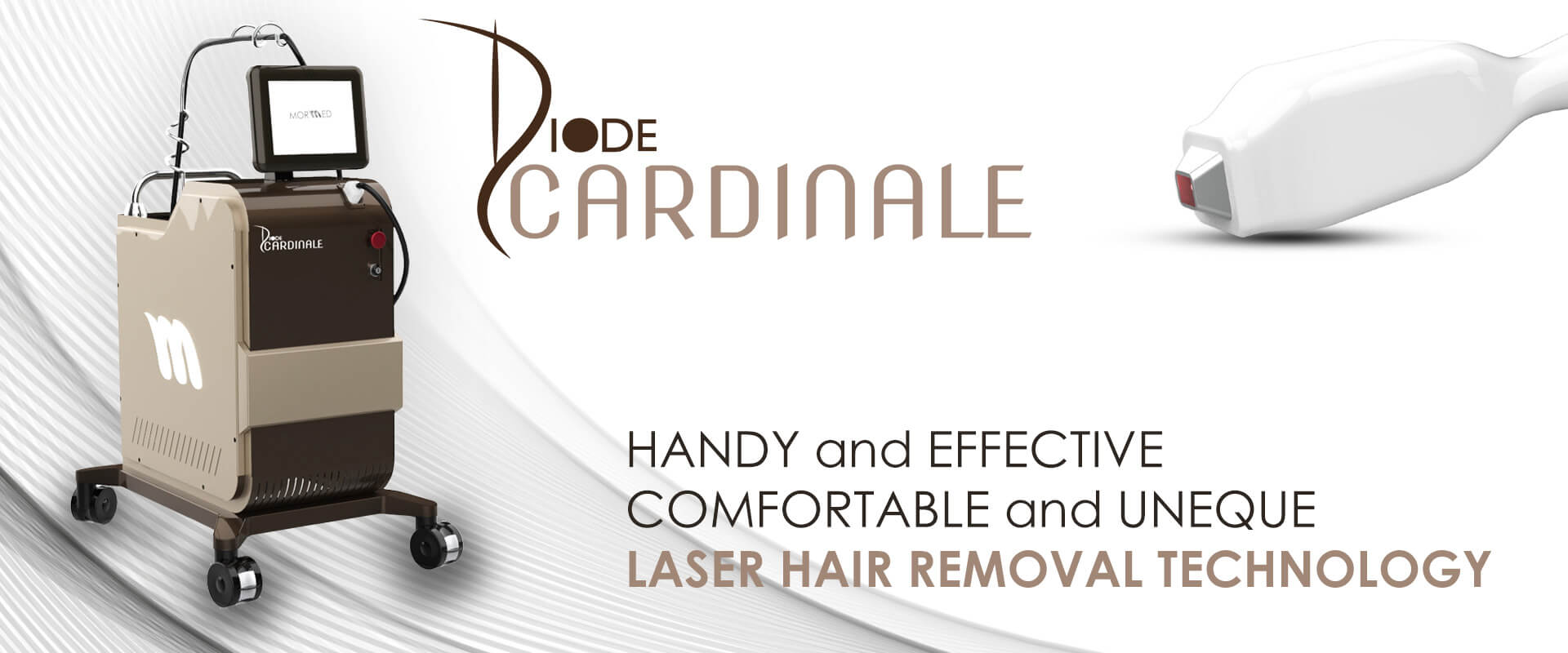 Diode Cardinale Laser Epilation Devices